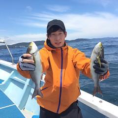 7月3日(土)午前・午後・イサキ釣りの写真その2