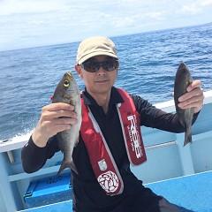 7月3日(土)午前・午後・イサキ釣りの写真その3