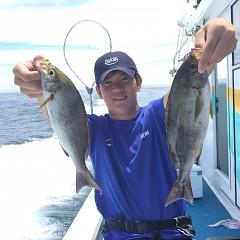 7月3日(土)午前・午後・イサキ釣りの写真その4