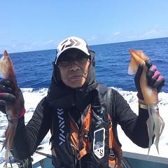 7月 20日(火)1日便・スルメイカ釣りの写真その1
