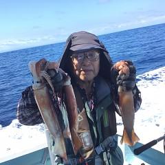 7月 20日(火)1日便・スルメイカ釣りの写真その2