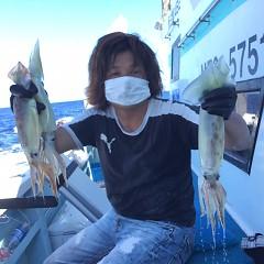 7月 22日(木)1日便・スルメイカ釣りの写真その4