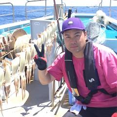 7月 23日(金)1日便・スルメイカ釣りの写真その1