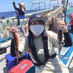 7月 23日(金)1日便・スルメイカ釣りの写真その2