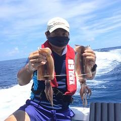 7月 23日(金)1日便・スルメイカ釣りの写真その4
