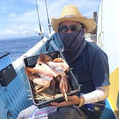 7月 23日(金)1日便・スルメイカ釣りの写真その5