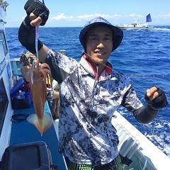 7月 25日(日)1日便・スルメイカ釣りの写真その1