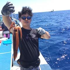 7月 25日(日)1日便・スルメイカ釣りの写真その2