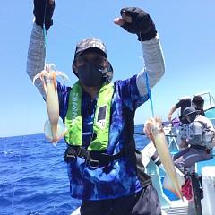 7月 25日(日)1日便・スルメイカ釣りの写真その3