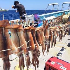 7月 25日(日)1日便・スルメイカ釣りの写真その6