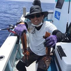 7月 27日(火)1日便・スルメイカ釣りの写真その1