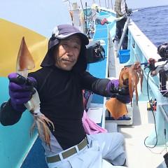 7月 27日(火)1日便・スルメイカ釣りの写真その2