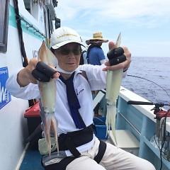 7月 28日(水)1日便・スルメイカ釣りの写真その1