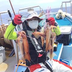 7月 28日(水)1日便・スルメイカ釣りの写真その3