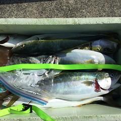 7月29日(木)タテ釣りの写真その2