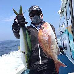 7月 30日(金)午前便・タテ釣りの写真その2