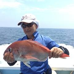 7月 30日(金)午前便・タテ釣りの写真その3