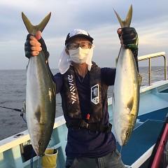 8月 26日(木)午後便・タテ釣りの写真その2