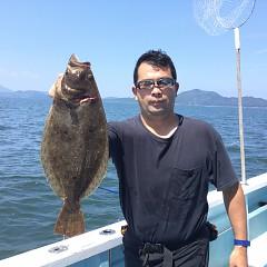 8月27日(金)午前・午後・タテ釣りの写真その2