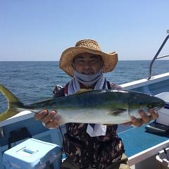 8月27日(金)午前・午後・タテ釣りの写真その3