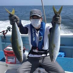 8月27日(金)午前・午後・タテ釣りの写真その4