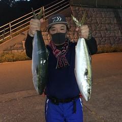 8月27日(金)午前・午後・タテ釣りの写真その8
