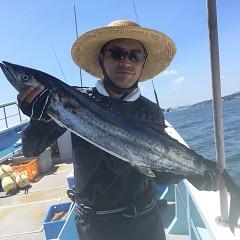 8月 28日(土)午前、午後・タテ釣りの写真その2