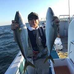 8月 28日(土)午前、午後・タテ釣りの写真その3
