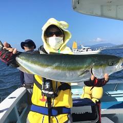8月 29日(日)午前便・タテ釣りの写真その2
