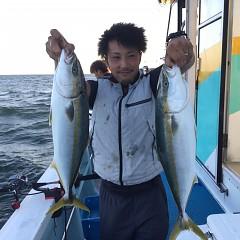 8月 29日(日) 午後便・タテ釣りの写真その4