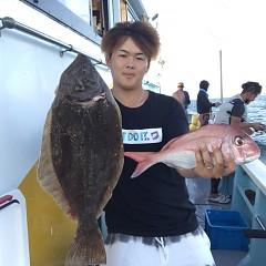 8月 29日(日) 午後便・タテ釣りの写真その5