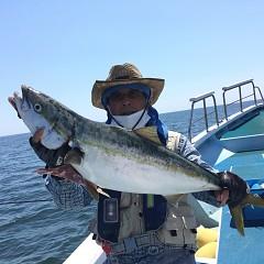 8月 30日(月) 午前便・タテ釣りの写真その1