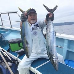 9月 5日(日)午前便・タテ釣りの写真その2