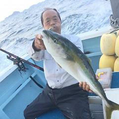 9月  5日(日)午後便・タテ釣りの写真その1
