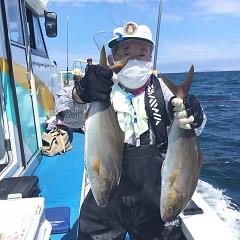 9月 9日(木) 午前便・タテ釣りの写真その2