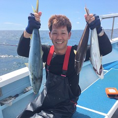 9月 9日(木) 午前便・タテ釣りの写真その4
