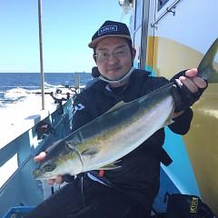 9月 10日(金)午前便・タテ釣りの写真その1