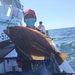 9月 10日(金)午前便・タテ釣りの写真その2