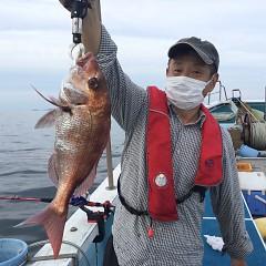 9月 13日(月) 午後便・ウタセ真鯛の写真その4