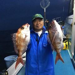 9月 14日(火)午後便・ウタセ真鯛の写真その3