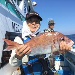 9月 24日(金) 午後便・ウタセ真鯛の写真その1