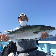 10月 3日(日)午前便・タテ釣りの写真その2