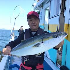 10月 3日(日)午前便・タテ釣りの写真その3