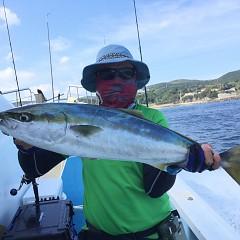 10月5日(火)午前便・タテ釣り・午後便・真鯛釣りの写真その2