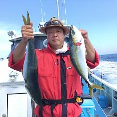 10月5日(火)午前便・タテ釣り・午後便・真鯛釣りの写真その4