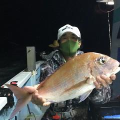 10月5日(火)午前便・タテ釣り・午後便・真鯛釣りの写真その6
