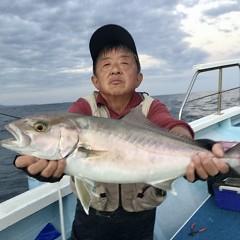 10月14日(木)午後便・ウタセ真鯛釣りの写真その2