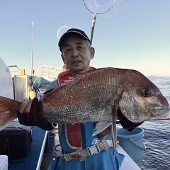 10月15日(金)午後便・ウタセ真鯛釣りの写真その1