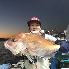 10月15日(金)午後便・ウタセ真鯛釣りの写真その4
