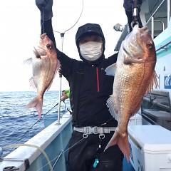 10月 16日(土)午後便・ウタセ真鯛の写真その1